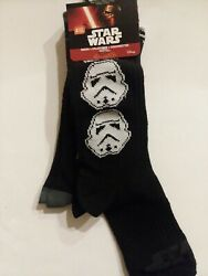 New Stance Star Wars Rogue One 2 Pair Children Socks Size 6 8 Small $12.99