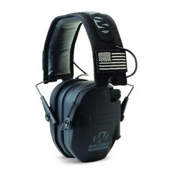Walkers Safety GWP-RSEMPAT Razor Patriot Series Hearing Protection Earmuffs $44.99