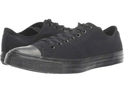 Authentic Converse All Star YOUTH BLACK Low Reg Price $40 New In Box $24.25