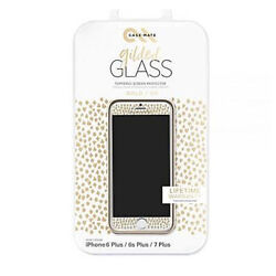 Case Mate Hardwood Glass Decorative for iPhone 8 7 6S 6 Gold $12.90