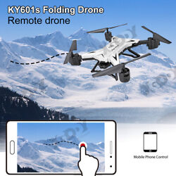 RC Drone KY601S Quadcopter HD 5.0MP Camera WIFI FPV 1080P Foldable Aircraft US $31.99