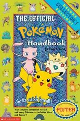 The Official Pokemon Handbook by Maria S. Barbo $4.09