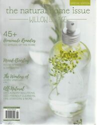 The Natural Home Issue Willow amp; Sage Special Edition 2020 Stampington amp; Co $14.99