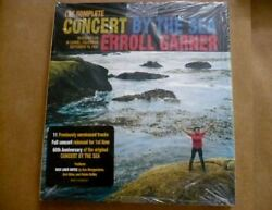 The Complete Concert by the Sea Live by Erroll Garner 3CD Columbia NEW $9.99