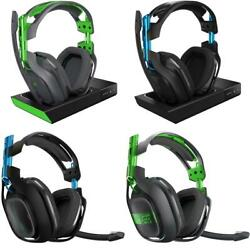 Astro A50 - Wireless Gaming Headset - Xbox One  PS4 - Black + Green  Blue $189.99