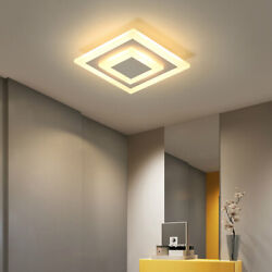 Ceiling Light LED Corridor LampsRound Square Lighting Home Decorative Fixtures