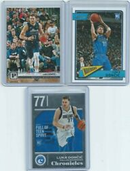 2018-19 Panini Chronicles RC You Pick! Complete Your Set! Luka Doncic Pink!