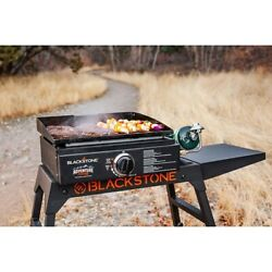 Outdoor Propane Gas Griddle Grill Tabletop Camping Picnic BBQ Portable Barbecue $115.95