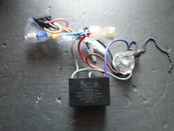 HAMPTON BAY CEILING FAN WIRING HARNESS SWITCHES PARTS CAP C61 $37.00