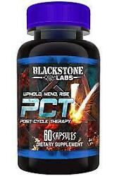 Blackstone Labs PCT V 5 Stage Post Cycle Therapy 60 Capsules Eradicate SALE $41.99
