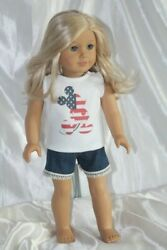 Dress Outfit fits 18 inch American Girl Doll Clothes Lot Mickey $11.75
