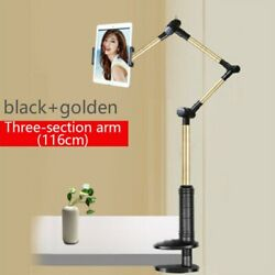 Phone Flexible Long Arm Lazy Bed Desk Car Stand Mount Holder For iPad iphone $21.80