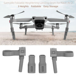 35MM Extended Leg Protector Landing Gear For DJI Mavic Air 2 Drone Accessories $6.98