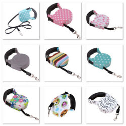 Cute Retractable Walking Dog Leash Automatic Extension Stopper Traction Rope $9.99