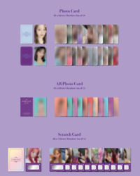 Iz*one Oneiric Diary Official photocards 3D ver izone $6.99