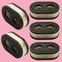 5x Lawn Mower Air Filter For Briggs and Stratton 593260 4247 5432 5432K 798452 $11.99