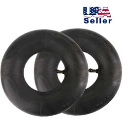2x 4.10 3.50 4 Inner Tube 4.10 4 3.50 4 11x4.0 4 TR87 for 10quot; Tires Lawn Mower $9.98