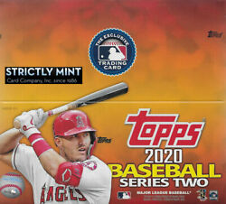 2020 Topps Baseball  Series 2  Factory Sealed Retail Box 24 Packs   IN STOCK NOW $79.99
