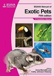 BSAVA Manual of Exotic Pets (Paperback) $139.95