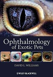 Ophthalmology of Exotic Pets by Williams David L. (Paperback) $109.95
