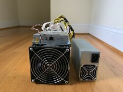 BITMAIN ANTMINER S9 13.5 THS With Bitmain APW3 Power Supply $92.99