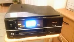 Epson Artisan 810 All-In-One CDDVD USB-WI-FI Inkjet Printer w new ink    $100.00