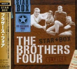 The Brothers Four Star Box New CD Japan Import $29.11