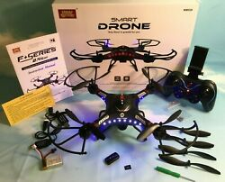 Holy Stone F183W Quadcopter FPV Wide Angle HD Camera Altitude Hold Headless Mode $47.95