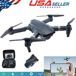 FPV Wifi Drone Quadcopter HD Camera Aircraft Foldable Selfie Toy Trajectory Flip $38.65