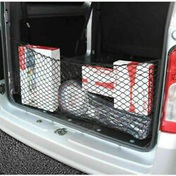 Car Accessories Rear Cargo Organizer Storage Elastic String Net Pocket Trunk $13.27