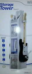 Level Up Nintendo Wii Storage tower Gaming Tower Aspect