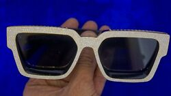 Louis Vuitton Diamonds Sun Glasses Celebrity Style Best Deal 8.50 carat