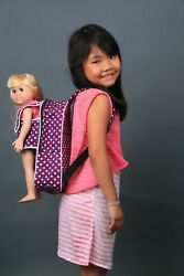 Backpack girls For American Girl and most other 18quot; dolls $9.99
