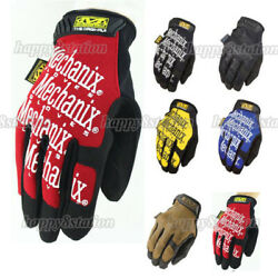 Army Tactical Gloves Military Bike Race Sports Mechanic Airsoft Mechanix Wear $14.95