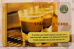 2006 Coffee As Art Starbucks Card #6029 $4.99
