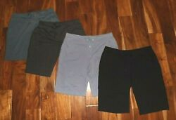 Eddie Bauer Womens Lounge Shorts Black Blue Gray Green Red S M L XL XXL New  $14.95