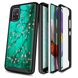 For Samsung Galaxy A71 5G Case Ultra Slim Built-In Screen Protector Phone Cover $10.95