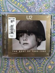 The Best of 1980-1990 by U2 (CD Nov-1998 Island (Label)) ~ NEW