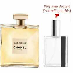 Gabrielle  by Chanel. Extract baseddecanted Fragrance $26.78
