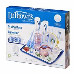 Dr. Brown's Natural Flow Drying Rack -  Foldable for Easy Storage New $17.95