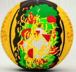 NEW SPALDING STREET TACO SUPREME BASKETBALL 84218E LIMITED EDITION IN HAND NBA $80.00