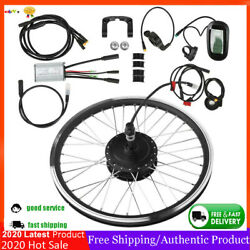 "36V 250W 24""KT LCD6 LCD Bike Mountain Bicycle Conversion Waterproof Electric Kit $452.50"