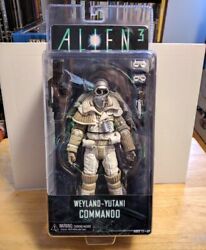 Neca Weyland Yutani Commando Series 9 Aliens 3 Movie 7