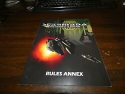 Starmada: The Admiralty Edition: Rules Annex $9.99