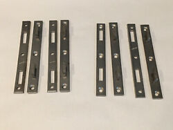 Bed Rail Frame Connecting Brackets for Wood  Bed Frame - Made in Germany $16.88