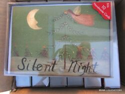Lot of 70 7x10 Silent Night Angel Star Target B36 Holiday Greeting Cards Xmas $36.41