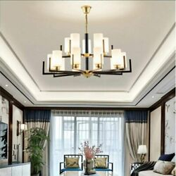 Classic 15 Light Chandeliers Living Room Dinning Room Lighting Ceiling Fixtures $219.44
