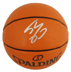 Lakers Shaquille O#x27;Neal Signed Spalding Game Ball Series Basketball BAS $209.99