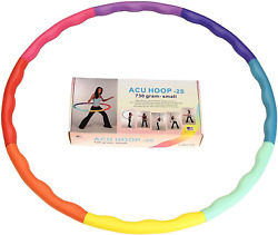 Hula Hoop Fitness Exercise Abs Workout 35.5-Inches Wide Detachable And Durable $46.70