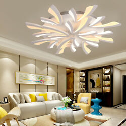Modern LED Acrylic Ceiling Lamp Pendant Light Lighting Ceiling Fixtures $99.00